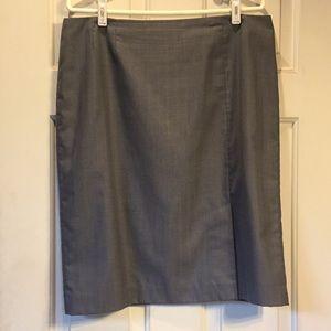 Jones of New York Suit Separates. Gray skirt